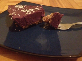 [GF] Vegan Cheesecake