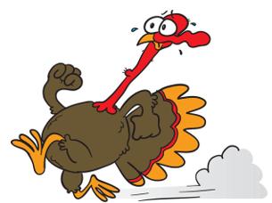 Thanksgiving Menu Workout