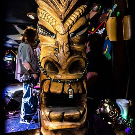 BUCKET LIST RETURNS TO TIKI BAR AND GRILLE