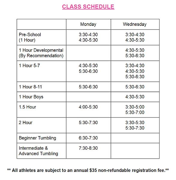 2021 Summer Class Schedule.PNG