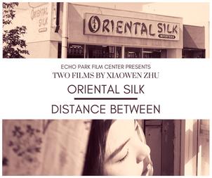 Echo Park Film Center Presents Two Films by Xiaowen Zhu