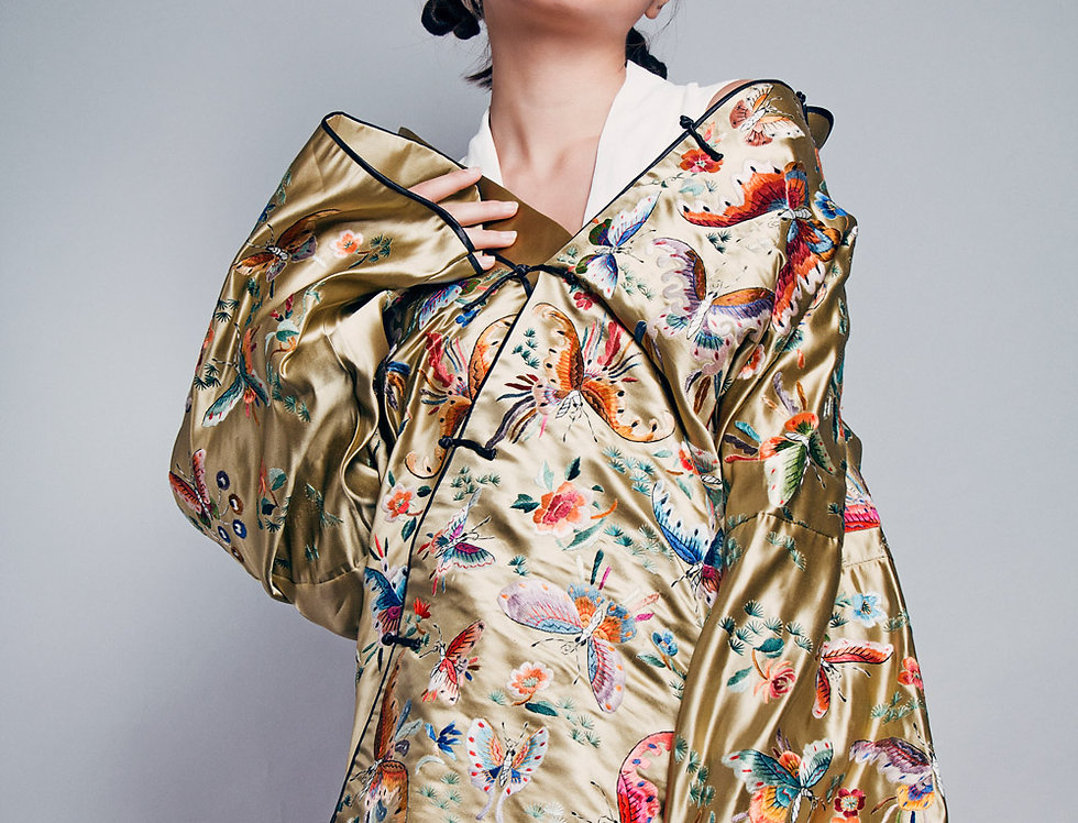 DREAM OF THE BUTTERFLY Jacket