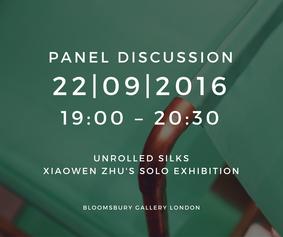 Oriental Silk Panel Discussion