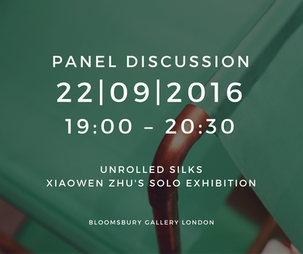Oriental Silk Panel Discussion