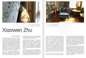 Interview with Xiaowen Zhu:  Stigmart VIDEOFOCUS 6th Edition