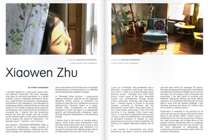 Interview with Xiaowen Zhu:  Stigmart VIDEOFOCUS 6th Edition