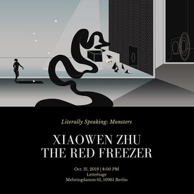 Reading: THE RED FREEZER