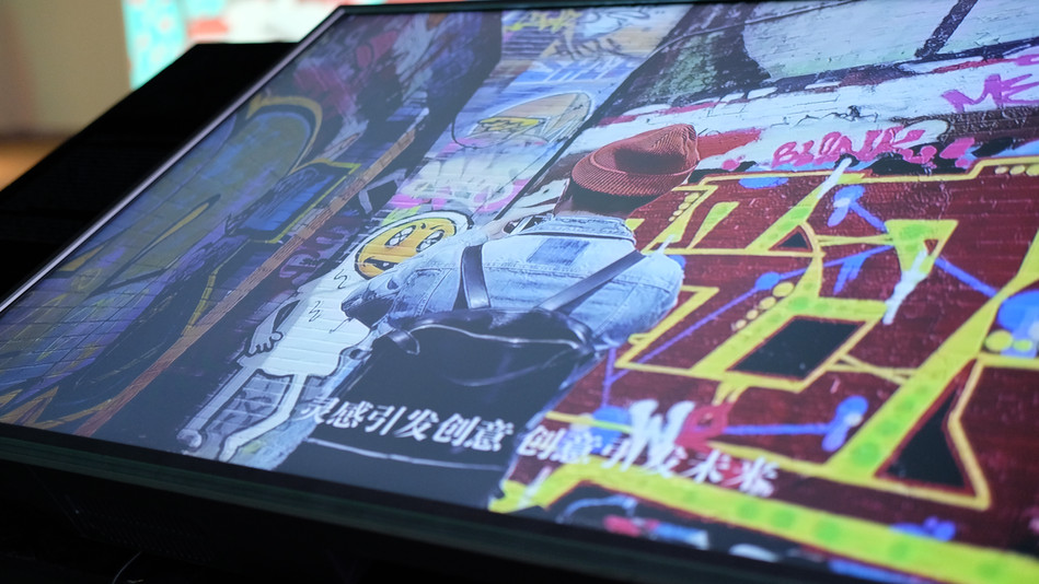 BLAST! FOR THE DIGITAL GENERATION, a media art exhibition curated by Davide Quadrio and Xiaowen Zhu September 15th – October 8th, 2017