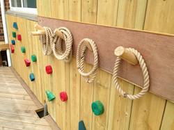 Outdoor maths classroom, Primary School