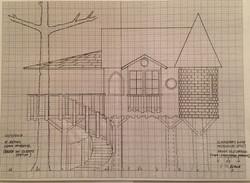 Design drawing - Blackberry Wood