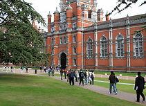 entrada da universidade