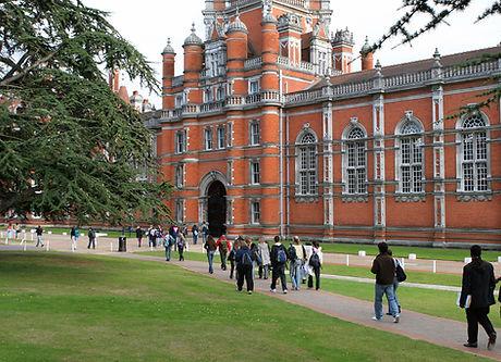 Campus del college