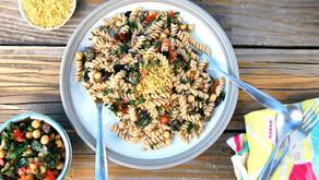 Easy & Healthy Pasta Salad
