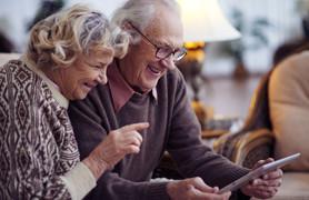 Cuide das pessoas idosas e  vulneráveis