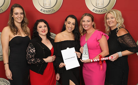 Local Business Awards 2017 2018 Winner Performing Arts Excite Dance and Cheer Glenmore Park