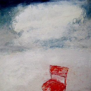 Red Chair                sold
