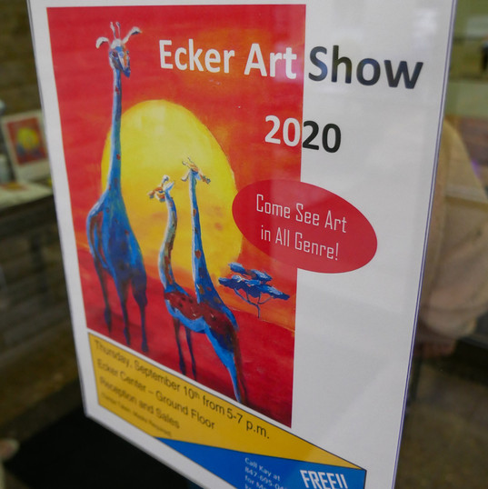 Ecker Client Art Show 2020