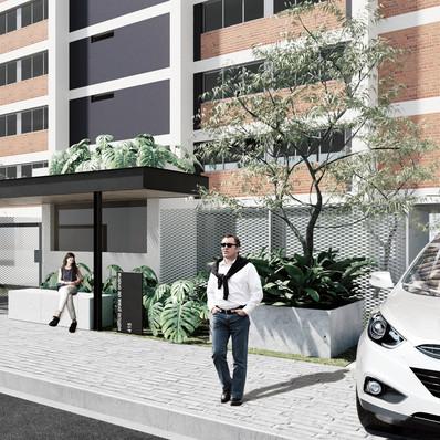 Portaria Edifício Alto de Pinheiros (2020)