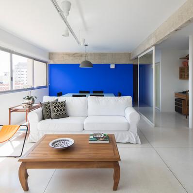 Apartamento Vila Madalena - Arquitetura