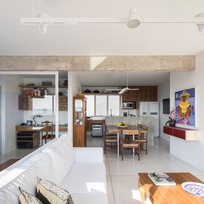 Apartmento Vila Madalena (2019)