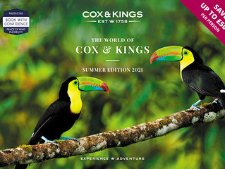 World of Cox & Kings - save up to £500 per person