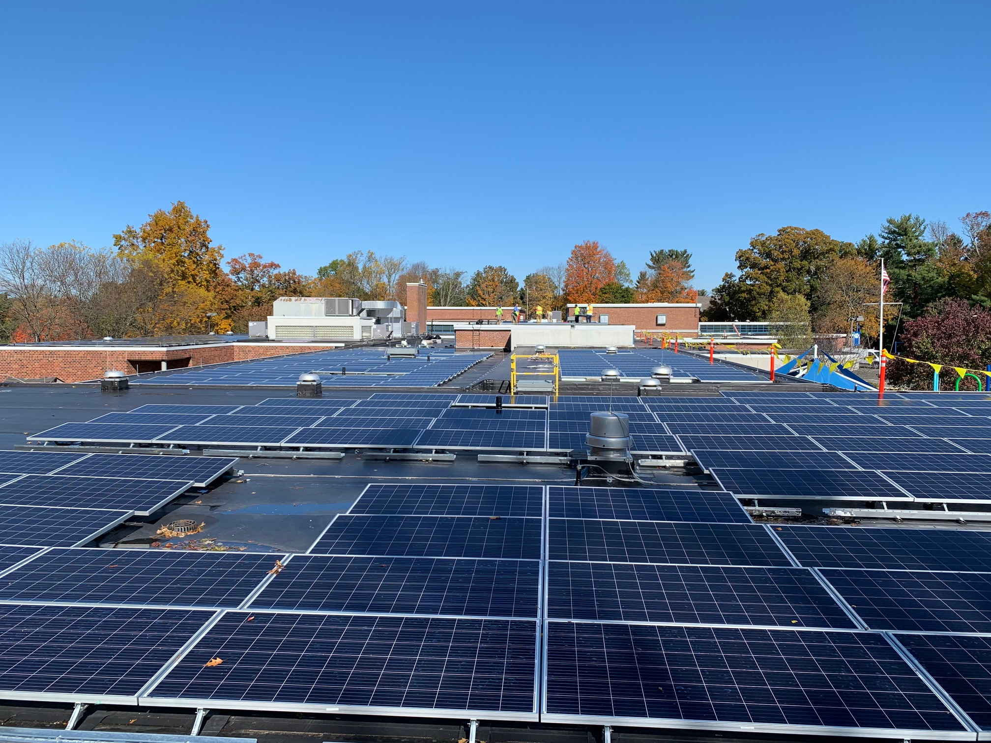 South School Solar PV