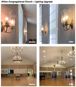 WCC Lighting Upgrade