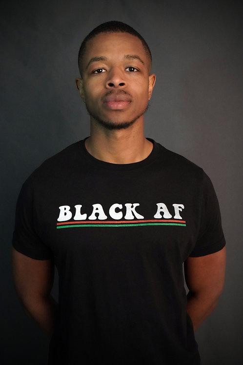 'Black AF' T-shirt