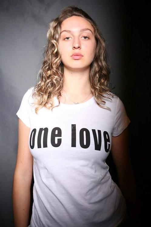 One Love T shirt