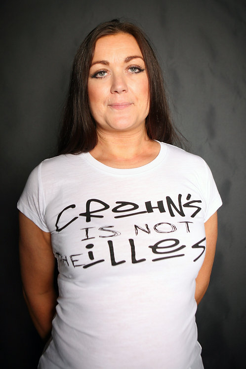 Crohns is not the illest T shirt