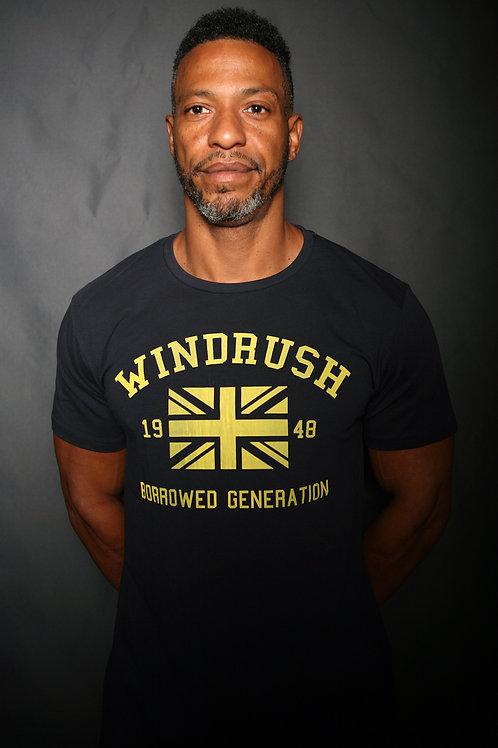 Windrush - Borrowed Generation T shirt