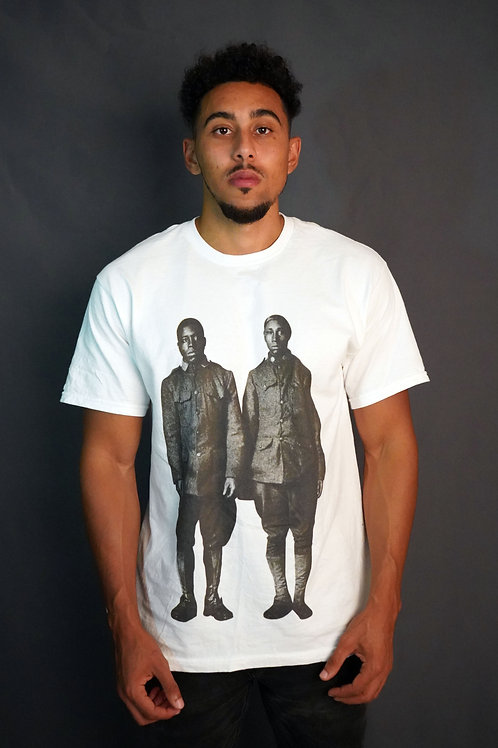 'Two soldiers' T-shirt