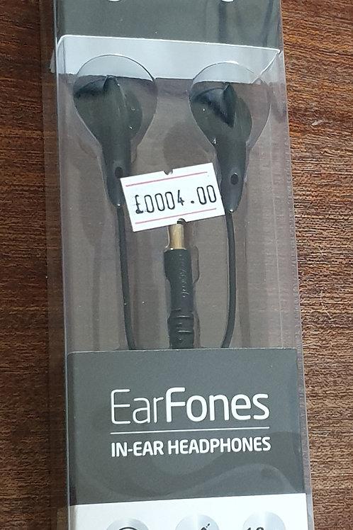 Groov-e earphones