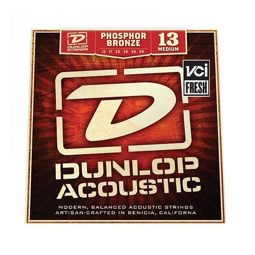 Dunlop Phosphor Bronze Acoustic Strings - Medium