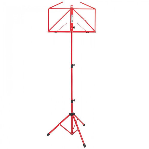Kinsman Deluxe Music Stand + Bag - Red