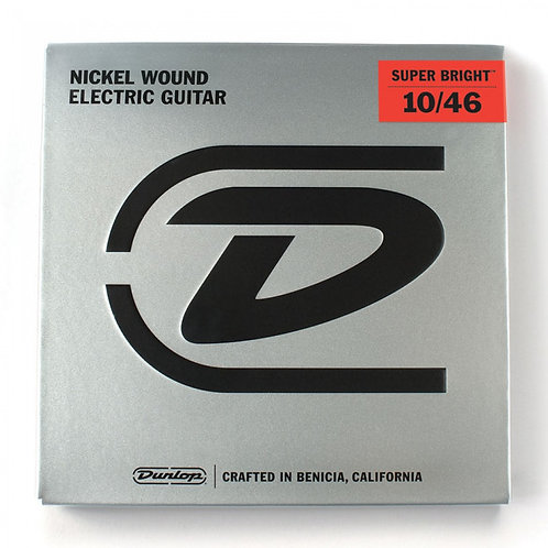 Dunlop Super Bright Electric Strings - Medium