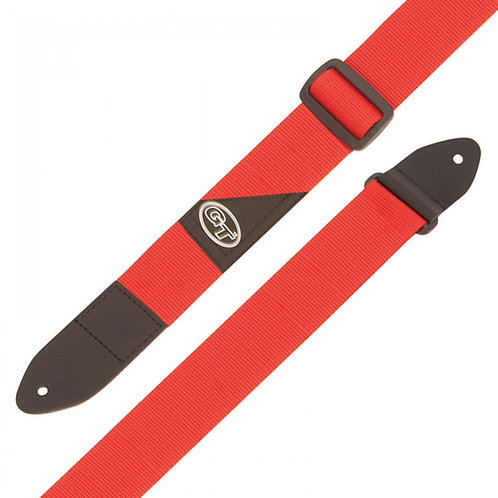 Guitar Tech Guitar Strap - Red
