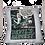 Thumbnail: Devils harvest sequin Cushion Cover