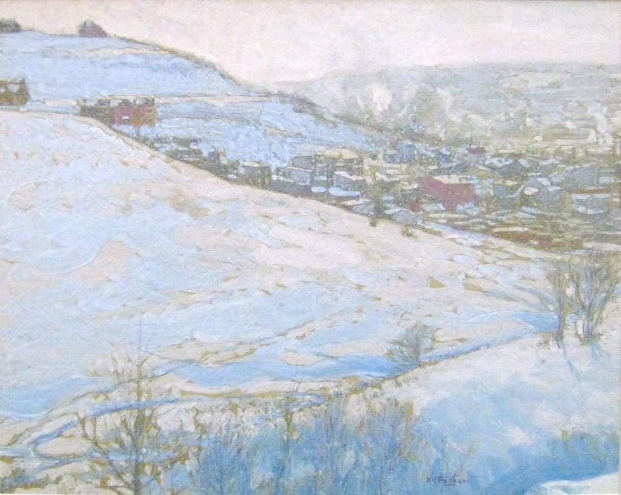 """Snow Town"""