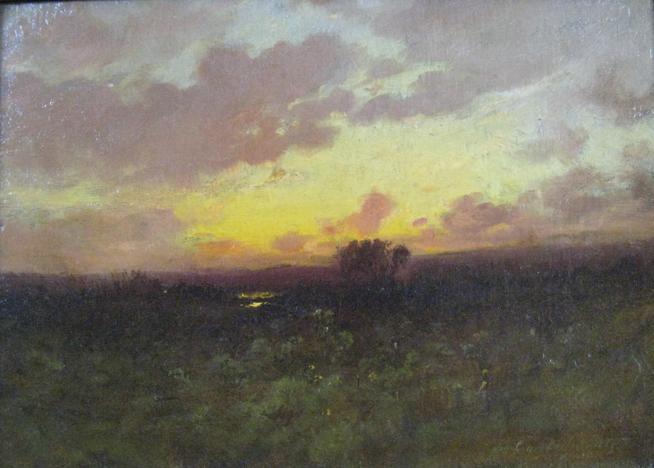 """California Sunset"""