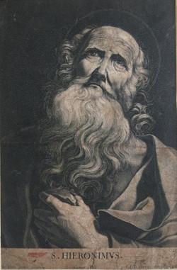 """St. Hieronimus"""