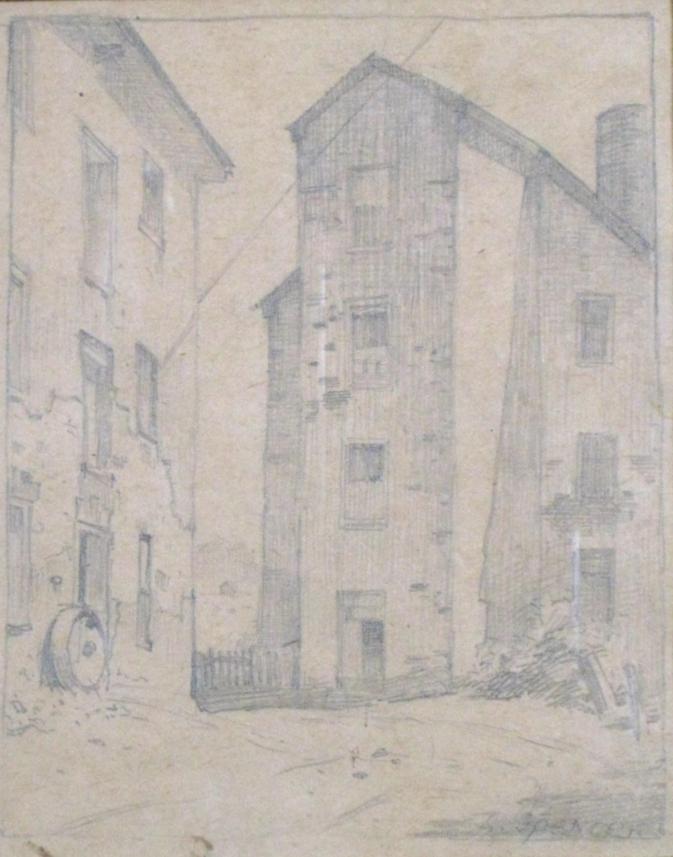 """Lower Bridge/The Silk Mill"""