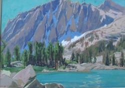 """""""California Sierra Mountains"""""""
