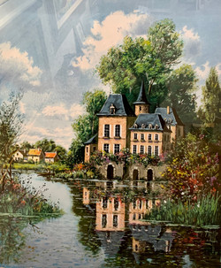 """Chateau Fleuri"""