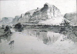 """""""On Green River, Wyoming"""""""