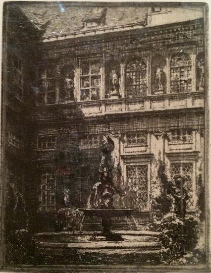 """Vienna Fountain"" (1920)"