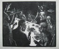"""Church Supper"""