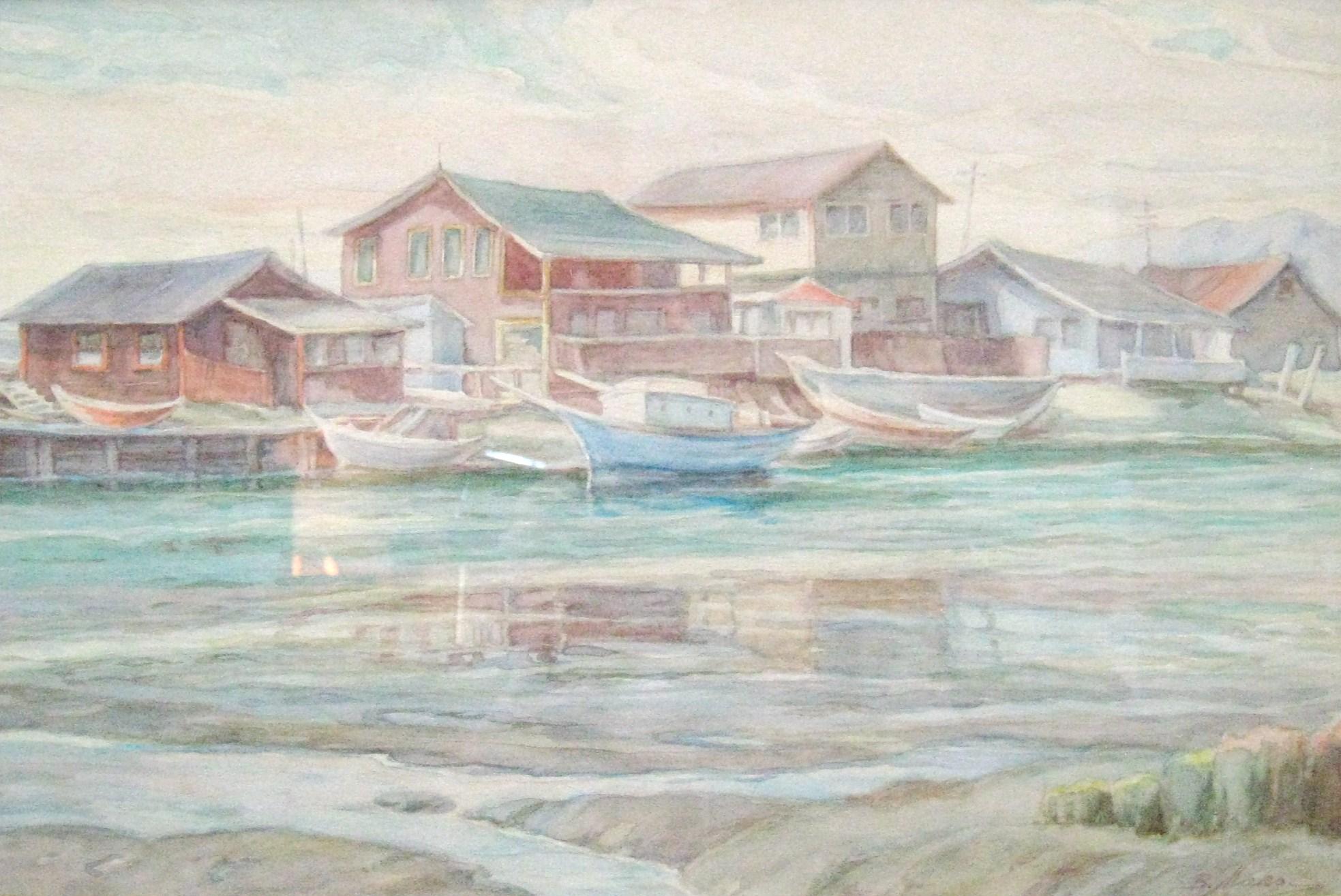 """""""Seal Beach c. 1930"""""""