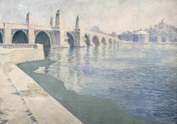 """""""Boston Bridge Over the River"""""""
