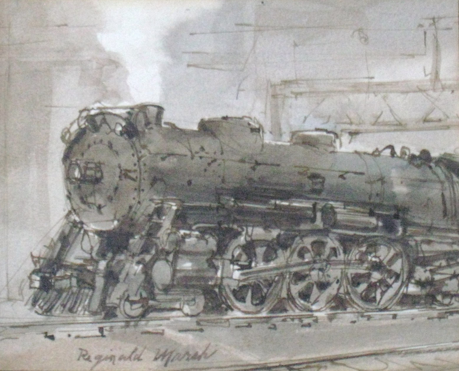 """""""Erie Railroad"""""""